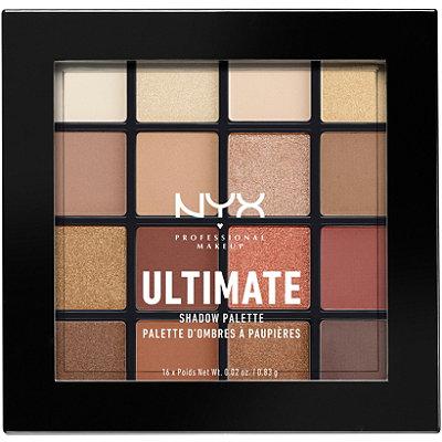 Warm Neutrals Ultimate Shadow Palette