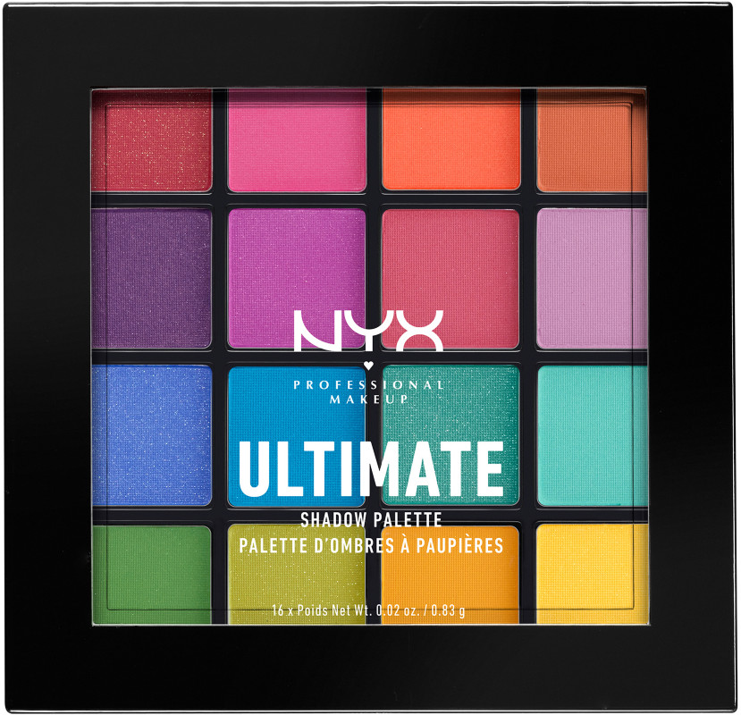 Nyx Professional Makeup Brights