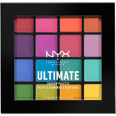brights ultimate shadow palette  ulta beauty