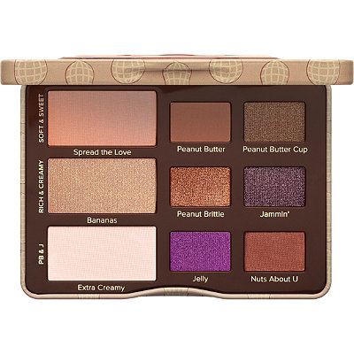 Too FacedPeanut Butter %26 Jelly Eyeshadow Palette