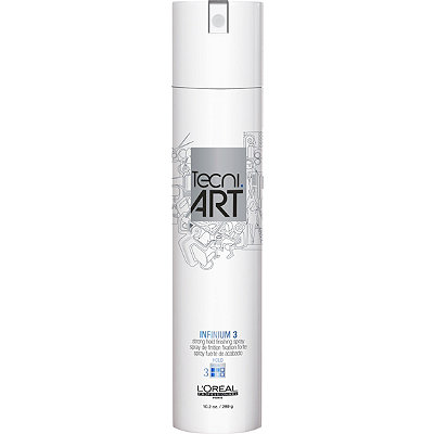 L'Oréal Professionnel Tecni.Art Inifinium 3 Medium Hold Working Spray