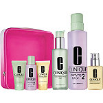 Clinique Great Skin Everywhere 3-Step Set (Skin Type I/II)