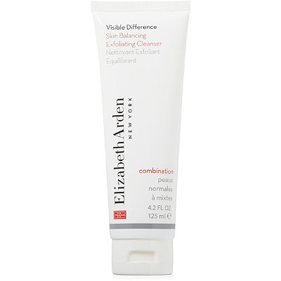 Elizabeth Arden Online Only Visible Difference Skin Balancing Exfoliating Cleanser