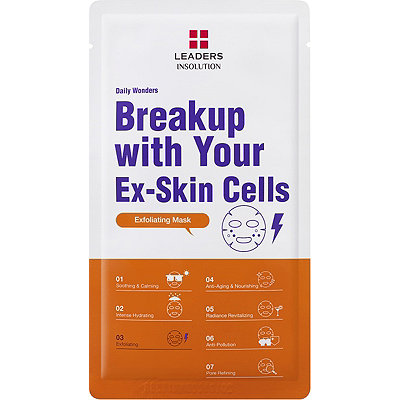 Daily Wonders Break Up With Your Ex-Skin Cell Mask