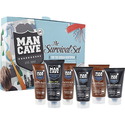 ManCave Mancave Survival Set