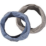 Blue & Gray Ponytailers