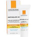 La Roche-PosayFREE deluxe sample Anthelios 60 Ultra Light Sunscreen Fluid w/any La Roche-Posay purchase