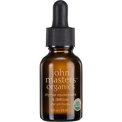 John Masters OrganicsDry Hair Nourishment %26 Defrizzer