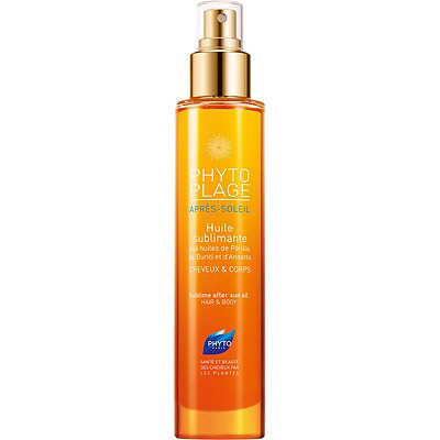 Phyto Online Only Phtyoplage After Sun Sublime Hair %26 Body Oil