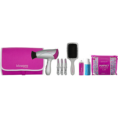 Blow Pro Online Only Titanium Travel Kit