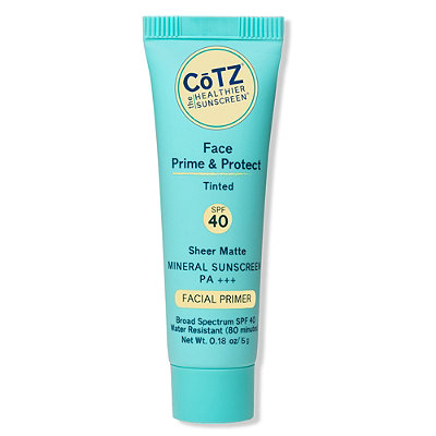 CoTz FREE deluxe Cotz Natural Tinted SPF 40 w%2F any Cotz purchase