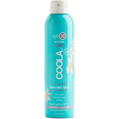 Organic Sunscreen Spray SPF 50