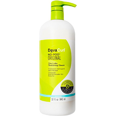 No Poo Original Zero Lather Conditioning Cleanser