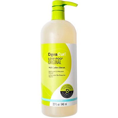 DevaCurlLow-Poo Original Mild Lather Cleanser