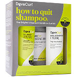 How To Quit Shampoo%3A The Original Cleanse %26 Condition Curl Kit
