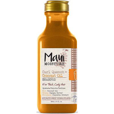 Maui MoistureCurl Quench %2B Coconut Oil Shampoo