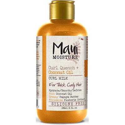 Maui MoistureCurl Quench %2B Coconut Oil Curl Milk
