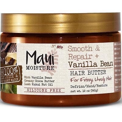Maui MoistureSmooth %26 Repair %2B Vanilla Bean Hair Butter
