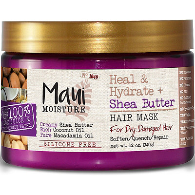 Maui MoistureHeal & Hydrate + Shea Butter Hair Mask