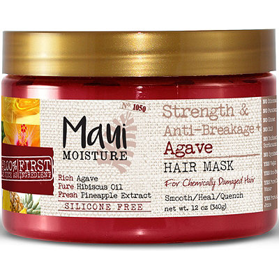 Maui Moisture Strength %26 Anti-Breakage Rich Honey Hair Mask