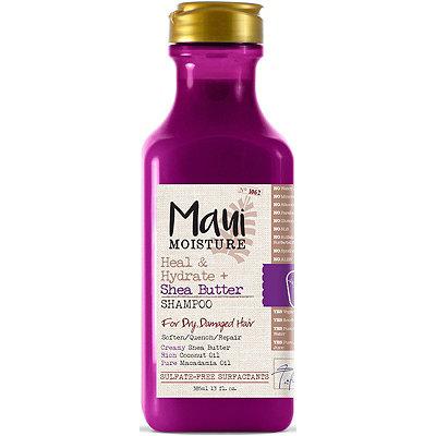 Maui MoistureHeal & Hydrate + Shea Butter Shampoo