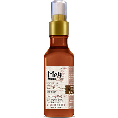 Maui Moisture Smooth %26 Repair %2B Vanilla Bean Oil Mist