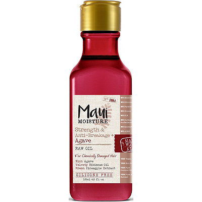 Maui Moisture Strength %26 Anti-Breakage Rich Honey Raw Oil