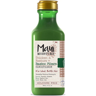 Maui MoistureThicken & Restore Bamboo Fibers Conditioner
