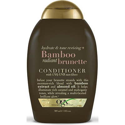OGX Bamboo Radiant Brunette Conditioner