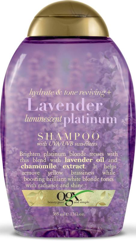 Ogx Lavender Luminescent Platinum Shampoo Ulta Beauty
