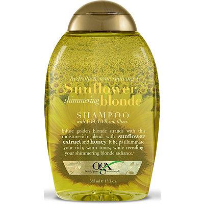 OGXSunflower Shimmering Blonde Shampoo