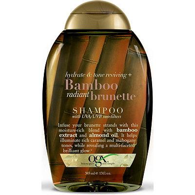OGXBamboo Radiant Brunette Shampoo