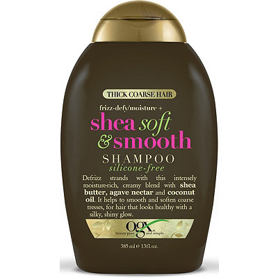 OGX Shea Soft %26 Smooth Shampoo