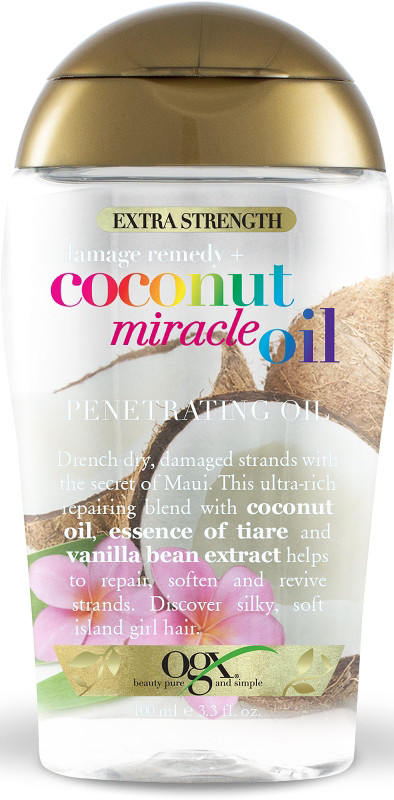 Ogx Coconut Miracle Oil Penetrating Oil Ulta Beauty