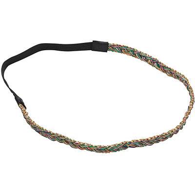 Karina Multicolor Strands Headwrap