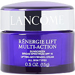Lancôme Travel Size Rénergie Multi-Action Broad Spectrum SPF 15 Lifting and Firming Cream All Skin Types