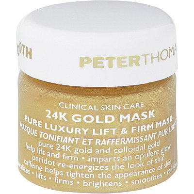 Peter Thomas Roth FREE deluxe sample 24K Gold Mask w%2Fany %2425 Peter Thomas Roth purchase