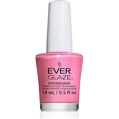 China Glaze Ever Glaze Extended Wear Nail Lacquer
