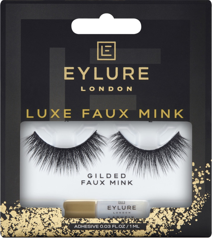 Eylure Luxe Faux Mink Gilded Lashes Ulta Beauty