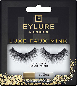 c922173aecd Eylure Luxe Faux Mink Gilded Lashes | Ulta Beauty