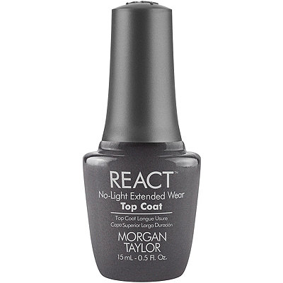 React Extended Wear Top Coat