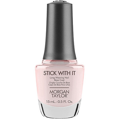 Morgan Taylor Stick With It Basecoat