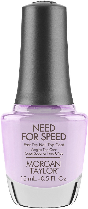 Morgan Taylor Need For Speed Top Coat | Ulta Beauty