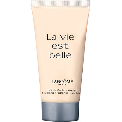 LancômeOnline Only FREE Body Lotion w/any $72 La Vie Est Belle fragrance collection purchase