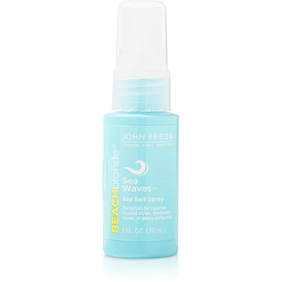 John Frieda Travel Size Beach Blonde Sea Waves Salt Spray