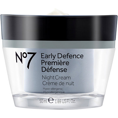 No7Early Defence Night Cream