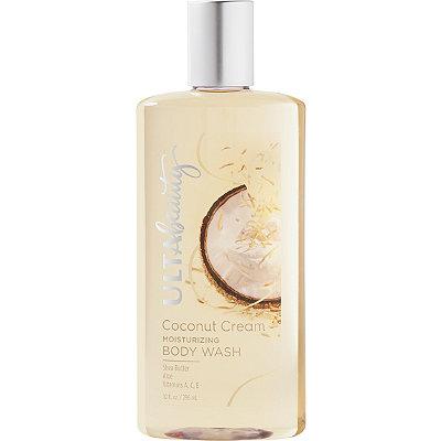 ULTACoconut Cream Moisturizing Body Wash