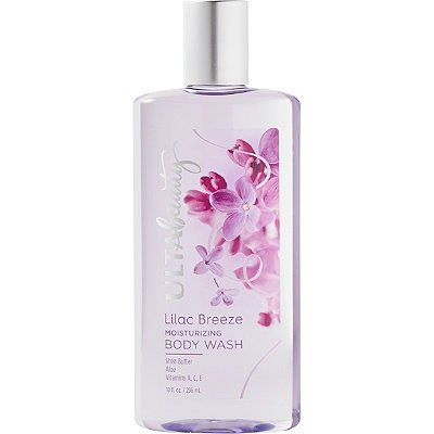 ULTA Lilac Breeze Moisturizing Body Wash