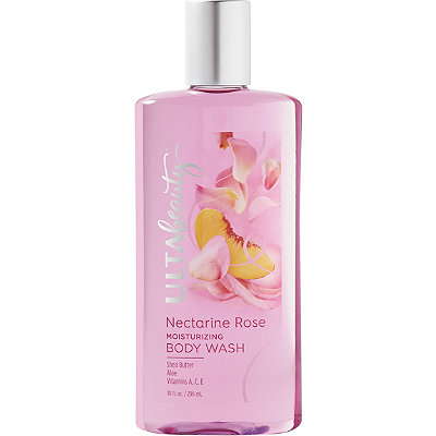 ULTA Nectarine Rose Moisturizing Body Wash