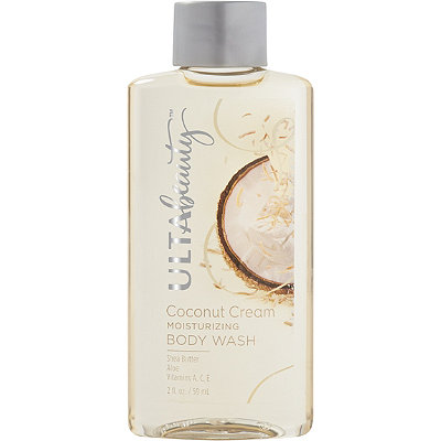 ULTA Travel Size Coconut Cream Moisturizing Body Wash